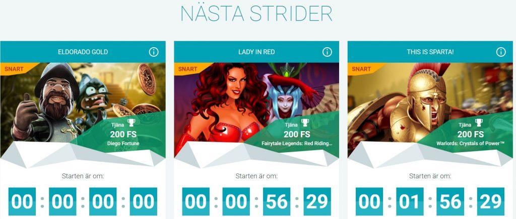 AzartPlay Casino kampanjer och bonusar